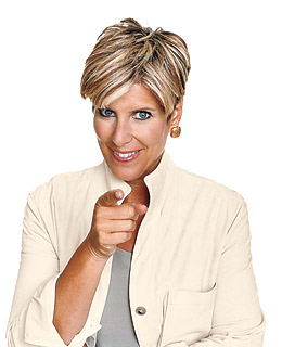 Suze Orman is the Devil