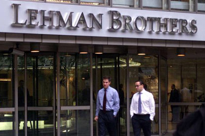 How Hedge Funds Killed Lehman & Tanked The Economy