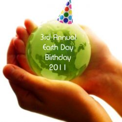 Third Earth Day Is My Birthday Green Goods Giveaway