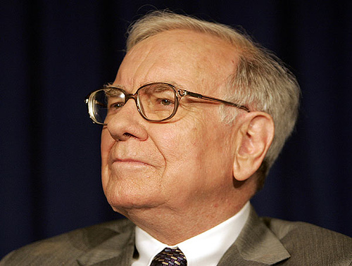 Warren Buffett Says You're Being Soft on Him