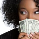 woman and money- Dough Challenge