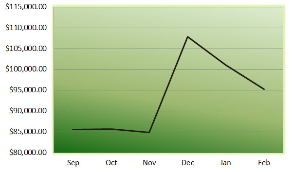 January debt