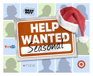 Companies Hiring For 2012 Christmas Season Jobs