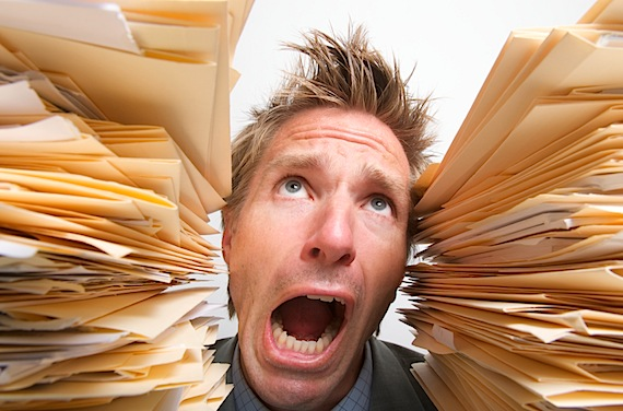 overwhelmed - 7 Worst Jobs