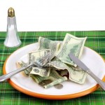 eating money - Food Budget