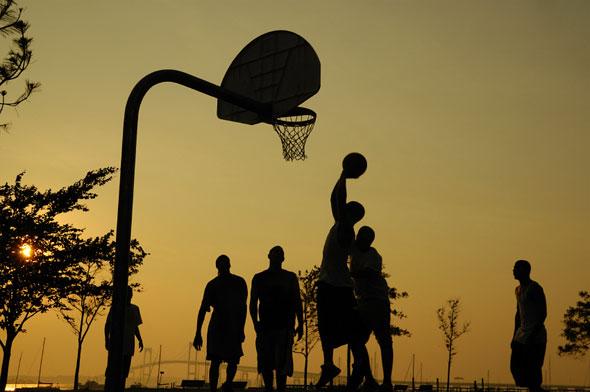 basketball game- Sports