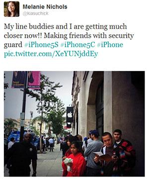 Melanie-i5 - iPhone 5C