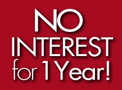 no interest for 1 year