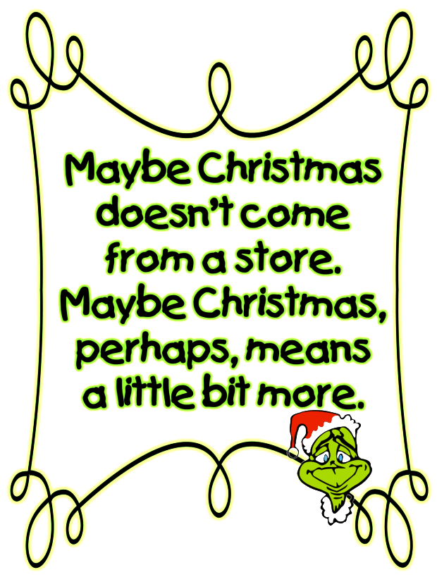 maybe Christmas means more? - Christmas Gifts