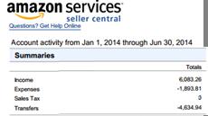 YTD Sales Through June 30