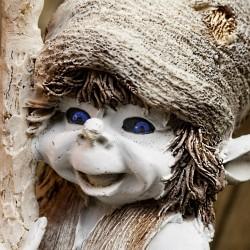 Blue eyed hobbit- debt free