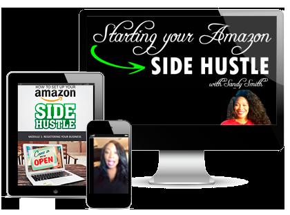 sy amazon side hustle