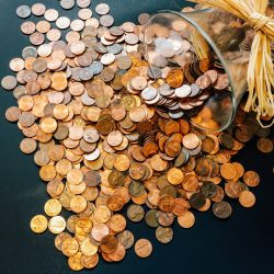Become debt free with savings