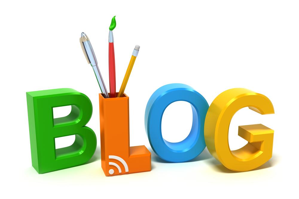 My First Blog…