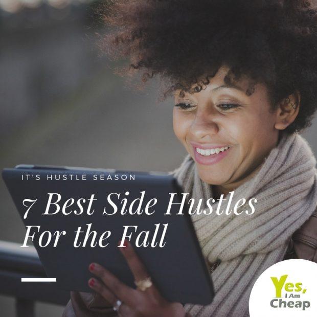 best side hustles for fall