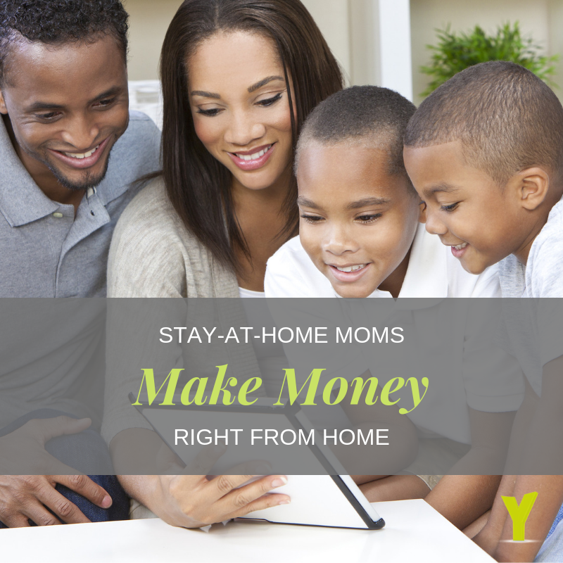 Stay-at-home mom make money