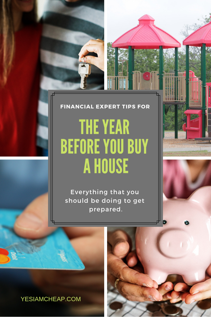 Tips for the Year Before You Buy a House